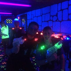 Photo taken at X-site Laser Tag & Games by Gavin G. on 11/20/2013