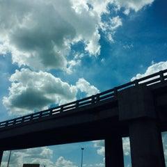 Photo taken at ทางหลวงพิเศษหมายเลข 7 (Motorway No. 7) by Kat S. on 9/19/2014