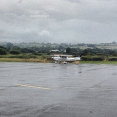 Photo taken at Kerry Airport (KIR) by katherine k. on 7/23/2013