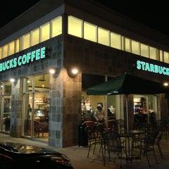Photo taken at Starbucks by Francois S. on 3/31/2013