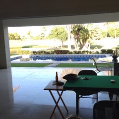 Photo taken at El Tigre Golf and Country Club by Ana Maria U. on 1/26/2016