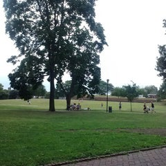 Photo taken at Governors Island by Melody M. on 8/30/2014