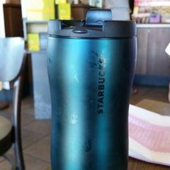 Photo taken at Starbucks by Aziz A. on 8/16/2014