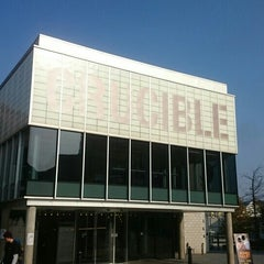 Photo taken at Crucible Theatre by Arina I. on 10/4/2015