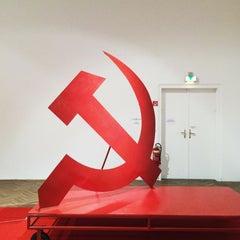 Photo taken at Künstlerhaus by Emanuele C. on 12/26/2014