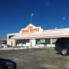 Photo taken at The Home Depot by Jodie C. on 1/20/2013