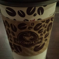 Photo taken at Second Cup by Francisco V. on 8/5/2014