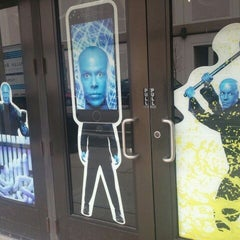 Photo taken at Blue Man Group at the Briar Street Theatre by John J. on 2/22/2012