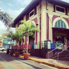 Photo taken at Plaza del Mercado de Santurce by Jorge R. on 3/26/2012
