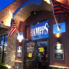 Photo taken at Champps Americana by Randall on 5/6/2012