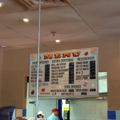 Photo taken at California Sandwiches by Gazalle on 7/10/2012