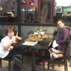 Photo taken at Sipan Cocina Peruana by eduardo v. on 9/1/2012