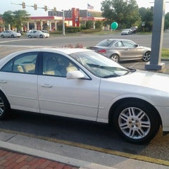 Photo taken at West Broad Honda by Mary R. on 7/19/2012