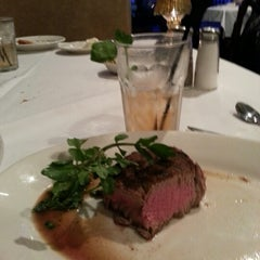 Photo taken at Morton's The Steakhouse by Connor M. on 7/25/2012