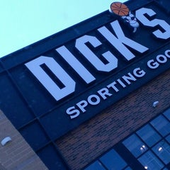 Photo taken at Dick's Sporting Goods by Dan F. on 7/3/2012