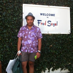 Photo taken at Fred Segal by Ryan R. on 9/7/2012
