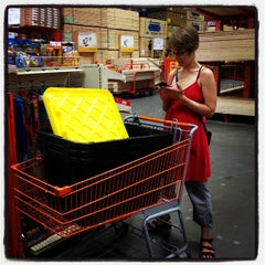 Photo taken at The Home Depot by Toby V. on 8/11/2012