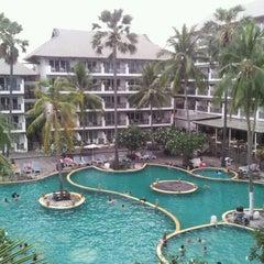 Photo taken at Pattawia Resort and Spa by Boonyarak T. on 4/13/2012