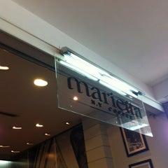 Photo taken at Marietta Café by Abdias A. on 6/10/2012
