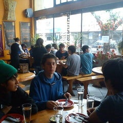 Photo taken at Pepe's Pizza by Martin S. on 3/28/2012