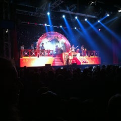 Photo taken at Groot Theater by Michael on 8/8/2012