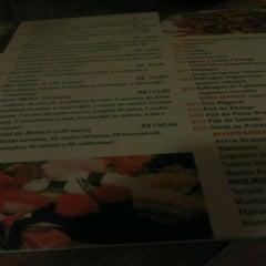 Photo taken at Boteco Sushi by Ana M. on 5/27/2012