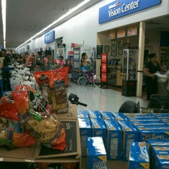 Photo taken at Walmart Supercenter by Israel M. R. on 8/14/2012