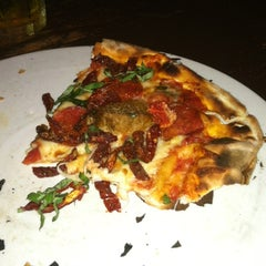 Photo taken at Ricatoni's Italian Grill by Mark and Katie on 8/11/2012