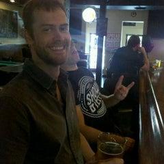 Photo taken at Growler's Pub by Brett L. on 4/26/2012