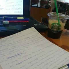 Photo taken at Starbucks by Giorgos K. on 8/21/2012