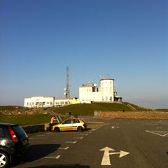Photo taken at Great Orme Summit by Ann M. on 5/20/2012