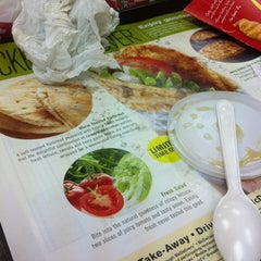 Photo taken at McDonald's by Linna 媚. on 6/24/2012