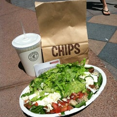 Photo taken at Chipotle Mexican Grill by Sarah R. on 4/17/2012