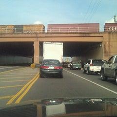 Photo taken at Hicks-Ellis Tunnel by Tim Hobart M. on 4/30/2012