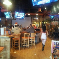 Photo taken at Hooters of Santa Monica by Vyacheslav T. on 3/16/2012