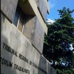 Photo taken at Tribunal Regional do Trabalho da 8ª Região by Sérgio M. on 9/4/2012