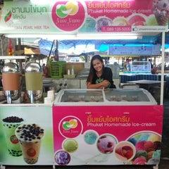 Photo taken at ตลาดนัดเจ้าฟ้าวาไรตี้ (Chaofa Variety Weekend Markets) by Tuktik K. on 6/24/2012