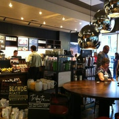 Photo taken at Starbucks by Kristin B. on 3/30/2012
