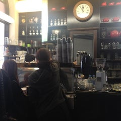 Photo taken at Bacio Café by William B. on 8/24/2012