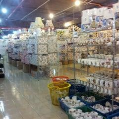 Photo taken at Kedai Hiasan Romantika by PC C. on 2/2/2012