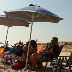 Photo taken at Civic Beach (Point Lookout) by Michael W. on 8/31/2012