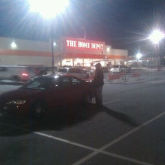 Photo taken at The Home Depot by Tycoon W. on 2/8/2012