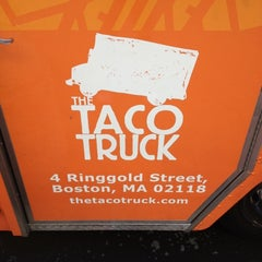 Photo taken at The Taco Truck by Jason L. on 7/2/2012