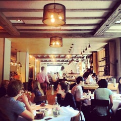 Photo taken at Maialino by Greg B. on 6/9/2012