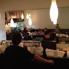 Photo taken at Kumori Sushi & Teppanyaki by david w. on 3/20/2012