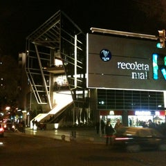 Photo taken at Recoleta Mall by Rogers C. on 7/6/2012
