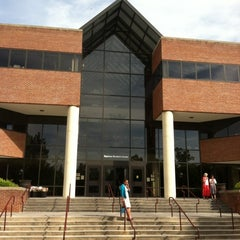 Photo taken at Squires Student Center by Eric P. on 5/12/2012