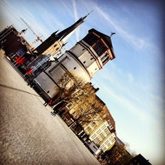 Photo taken at Rheinufer by Kevin A. on 4/20/2012