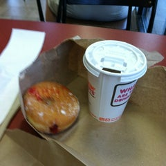 Photo taken at Dunkin' Donuts by Debbie A. on 9/5/2012