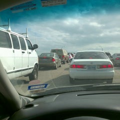 Photo taken at President George Bush Turnpike (PGBT) by Jerimy G. on 5/2/2012